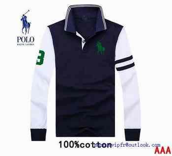 ca97ddc40ca t shirt manche longue polo ralph lauren destock chine